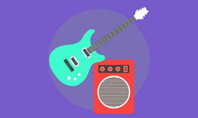 Уроки по слайд гитаре в стандартном строе